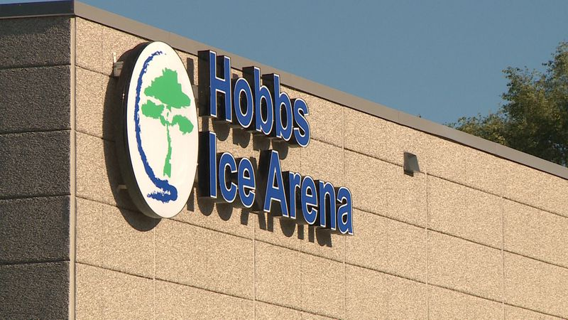 Hobbs Ice Arena is set to reopen to the public on Sept. 19.
