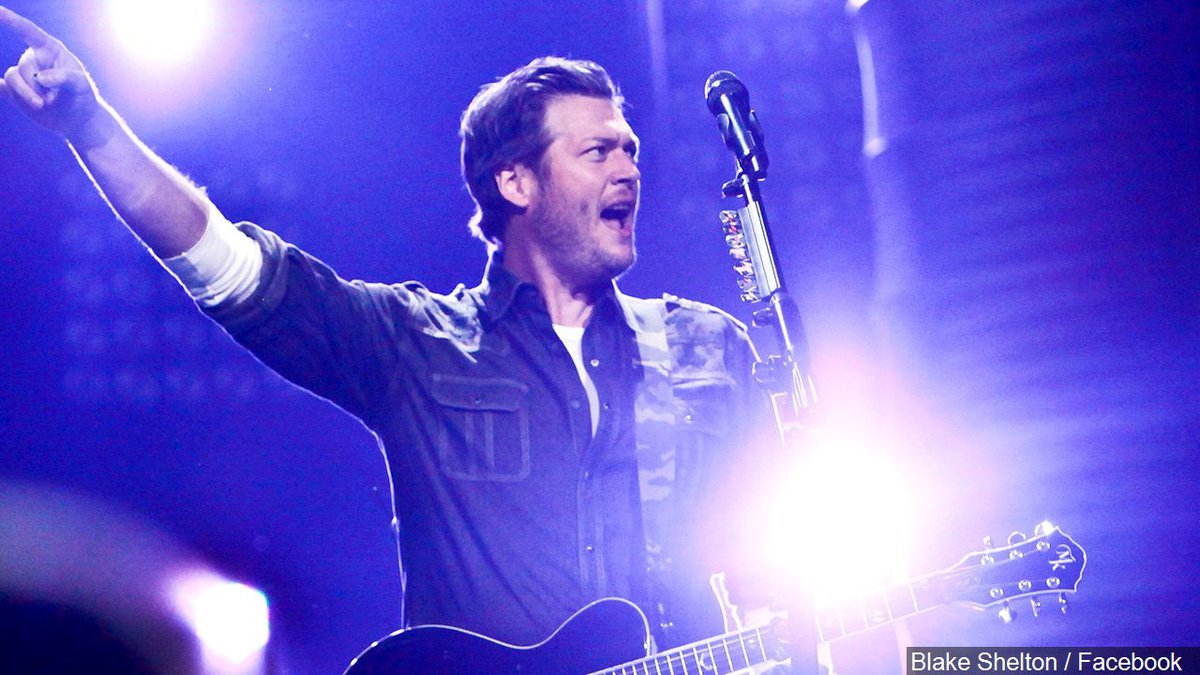 Blake Shelton, American country singer and television personality.   Photo Date: November 10,...