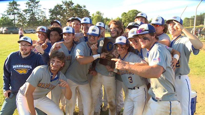 Rice Lake earns their first trip to state since 1982.