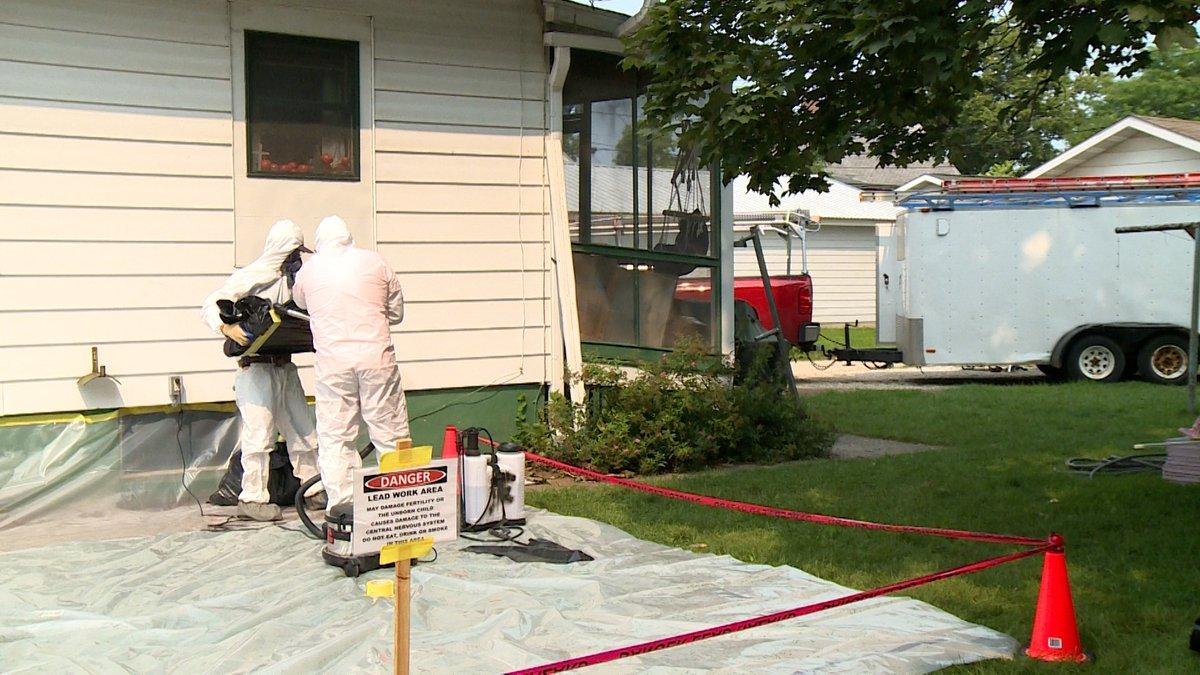 Lead-Safe Homes Program