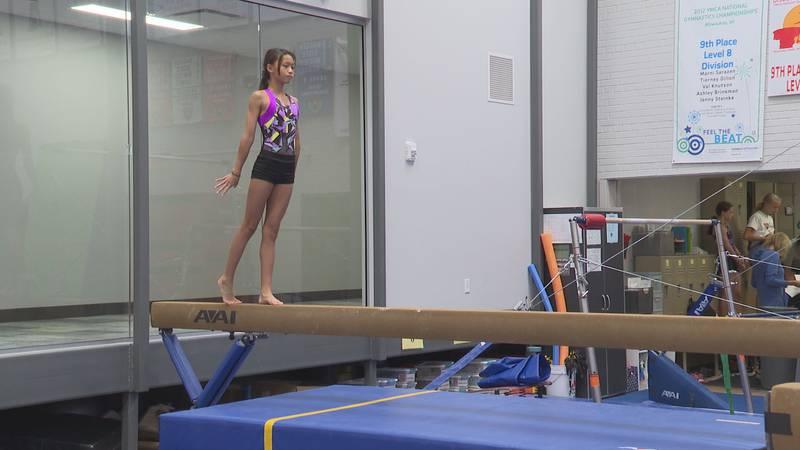 Gymnast Kara Xiong is inspired by Suni Lee's Olympic win
