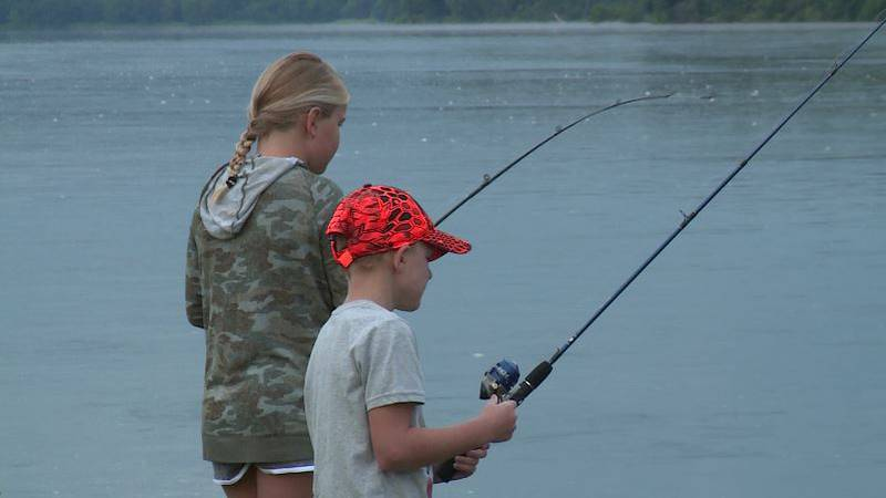 Durand Youth Fishing Contest