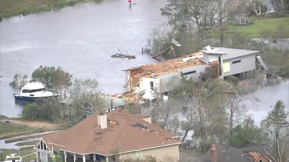 Xcel Energy crews from the area are heading south to help people dealing with the aftermath of...