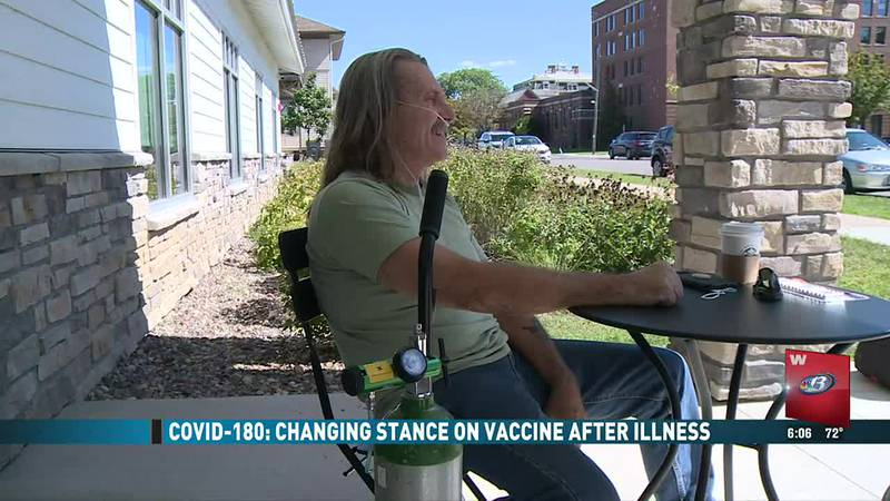 COVID-180: Changing Stance on Vaccine After Illness