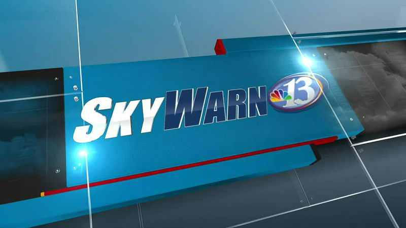 Skywarn 13 Forecast at TEN (1/23/21)