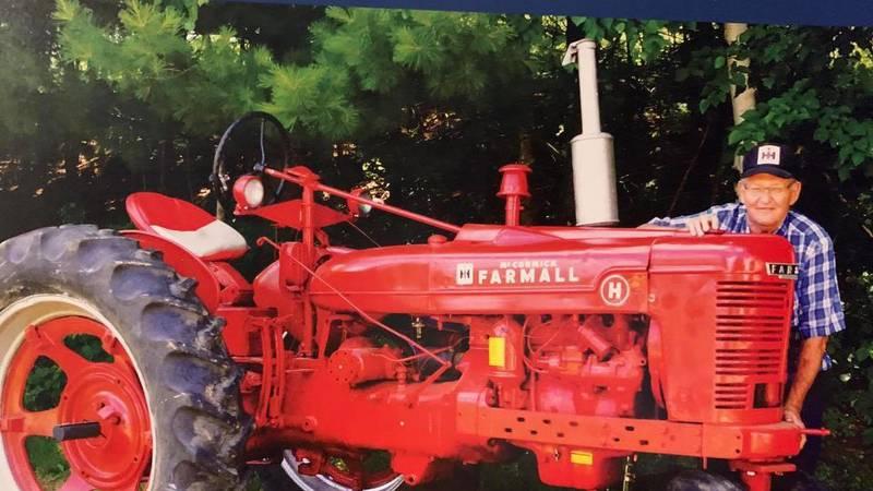 Colfax Tractor Fest features restored tractors