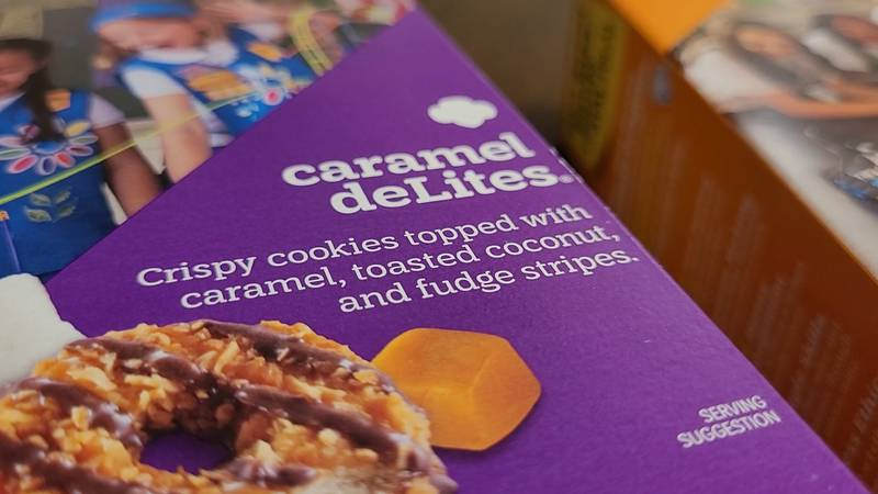 Girl Scout cookie sales wrap up
