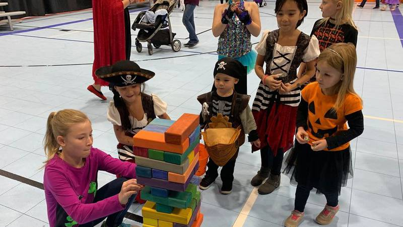 The L.E. Phillips YMCA Sports Center is holding a Halloween event