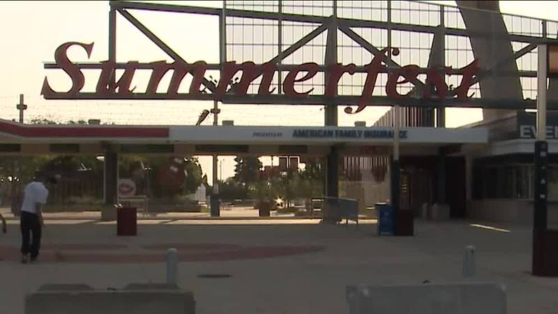 Summerfest officials have not provided daily attendance numbers.