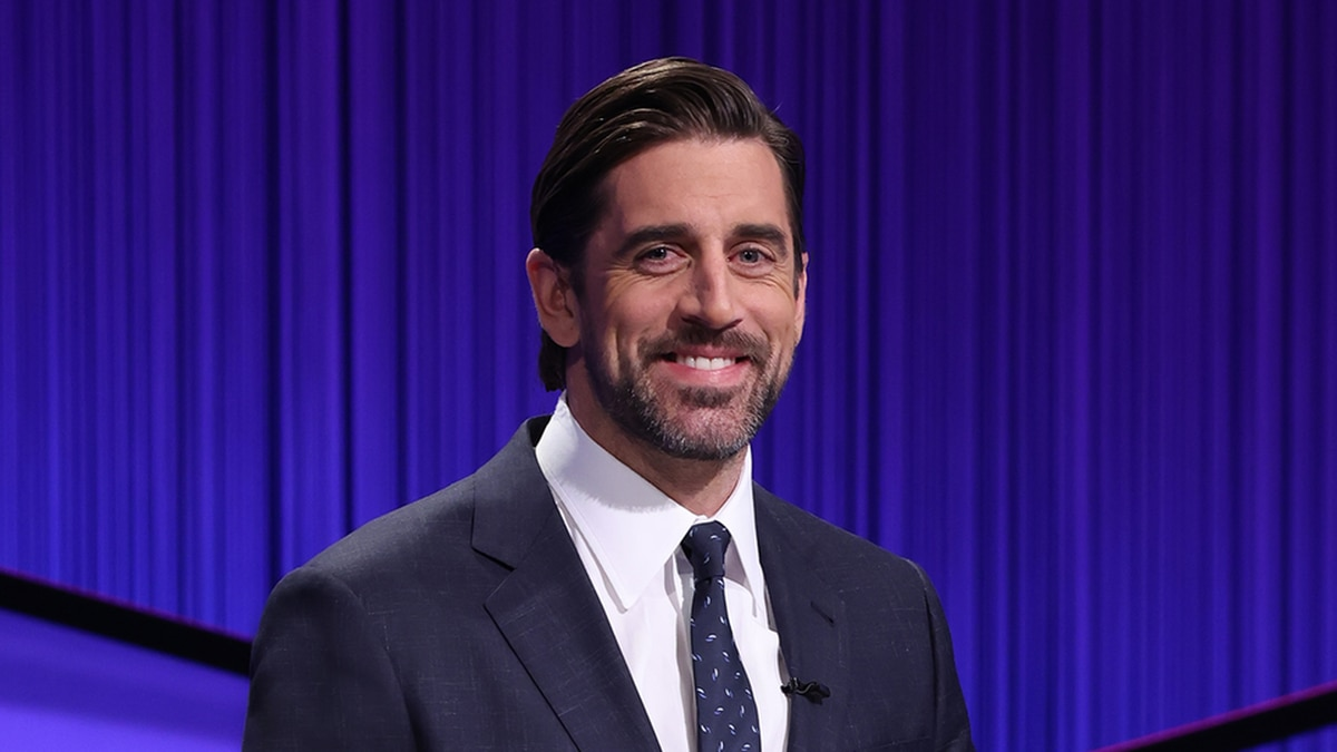 Green Bay Packers quarterback Aaron Rodgers will guest host Jeopardy! from April 5 through...