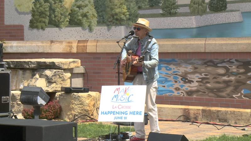 Make Music Day is celebrated in La Crosse