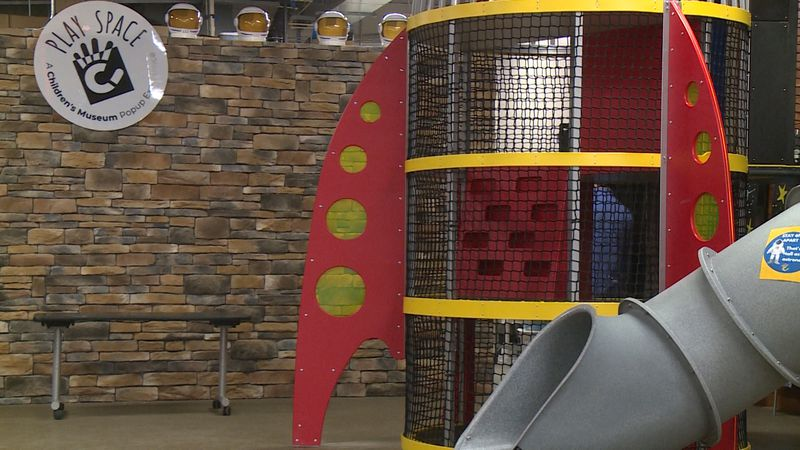 The Children's Museum of Eau Claire, is set to open its new pop-up Play Space, this coming...