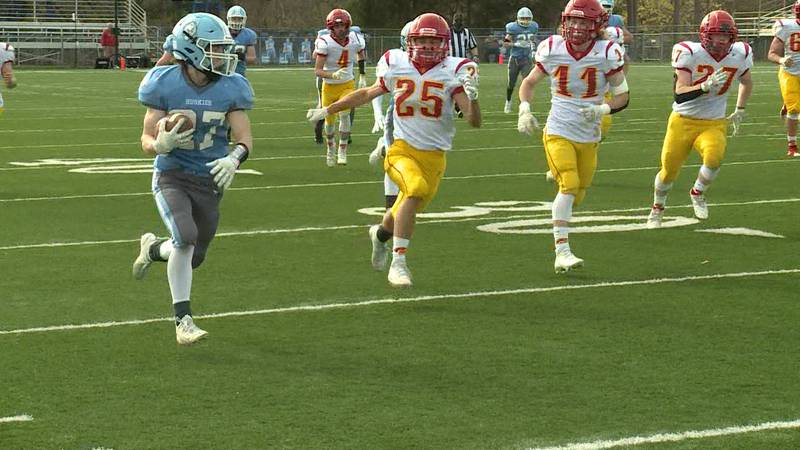 Eau Claire North was scheduled to play Chippewa Falls at Carson Park Friday night.