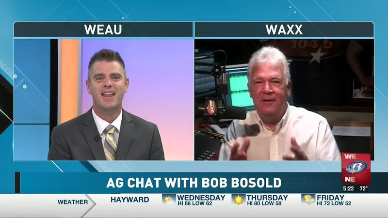 Ag Chat With Bob Bosold (8/26/20)