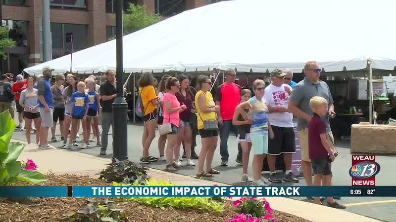 The Economic Impact of State Track