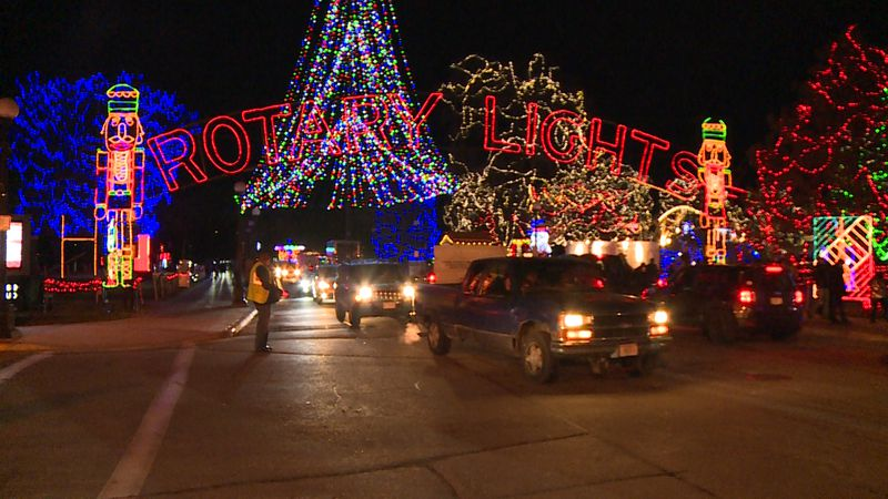 The 3,000,000-light spectacular is a commitment Rotary Lights President Pat Stephens and his...