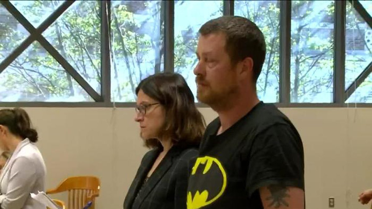 Thirty-seven-year-old Jason Racz had no prior criminal history, but now he's in a...