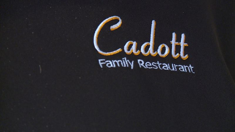 A woman caused a scene and used racial slurs to describe an employee at Cadott Family Restaurant.