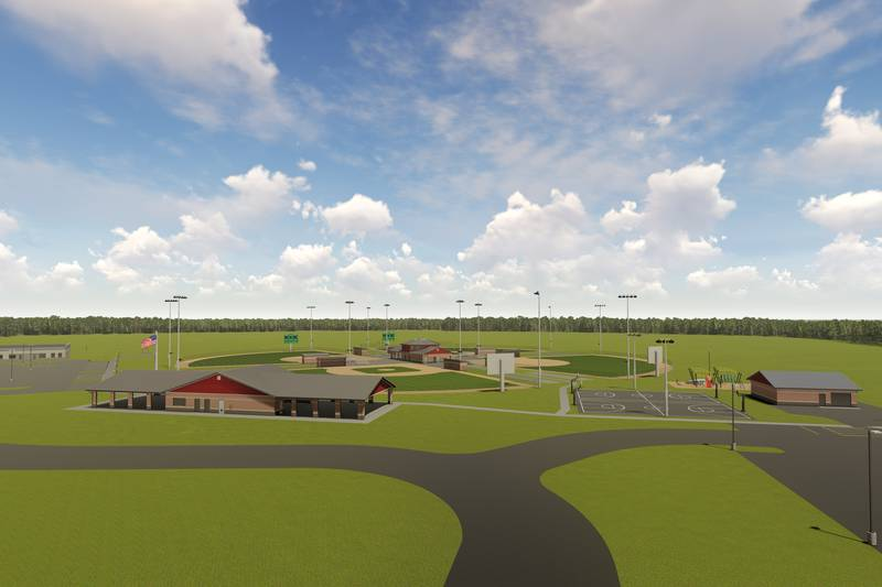 Future Outdoor Recreation Facility to be located in Marathon City