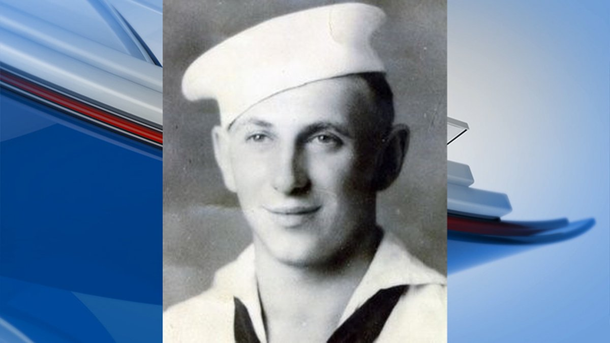Navy Fireman 1st Class Kenneth Doernenburg
