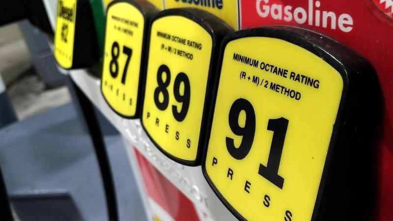A gallon of gas in Eau Claire dropped by an average of a little over two cents per gallon to...