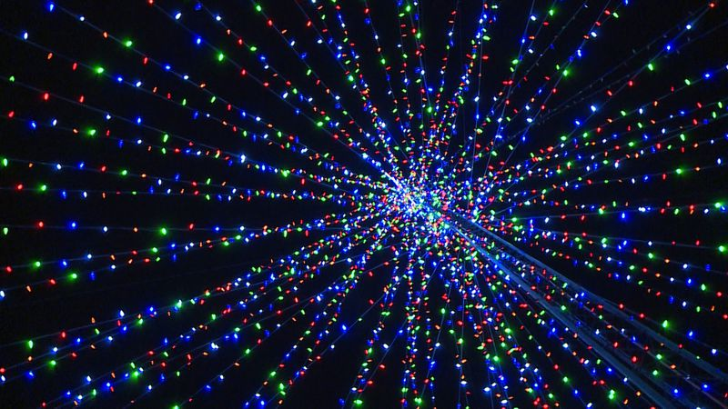 La Crosse's Rotary Lights are back for the 26th year-- with a few changes to make sure it's...