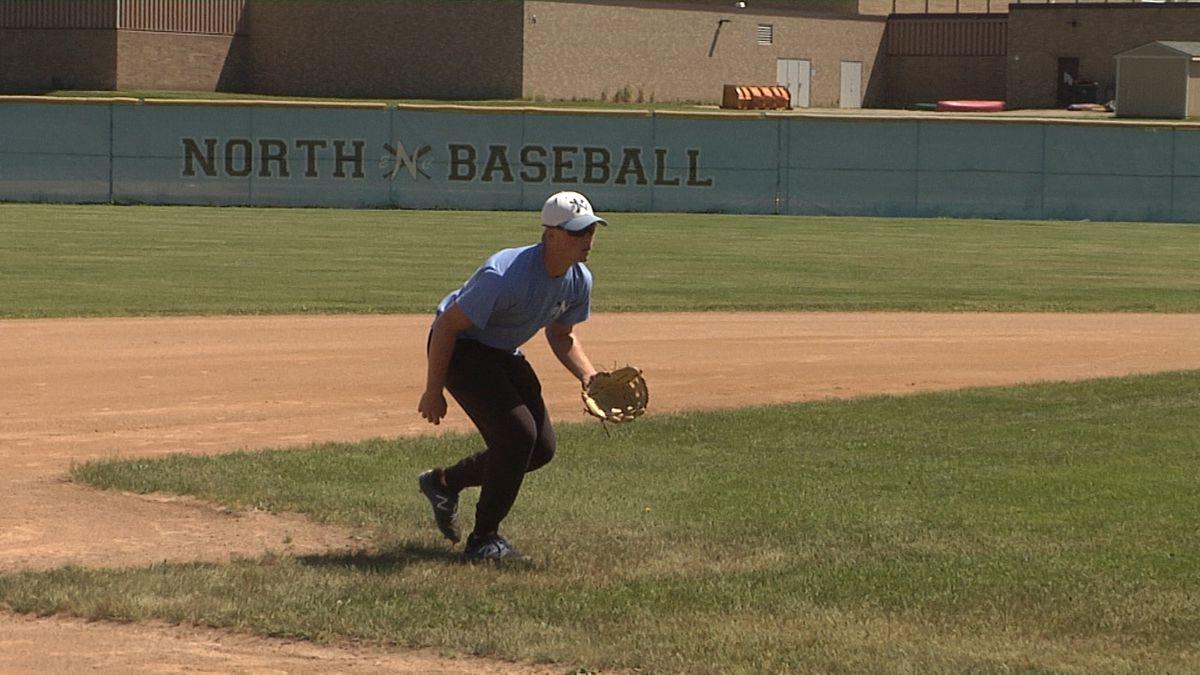 North baseball prepares for state baseball