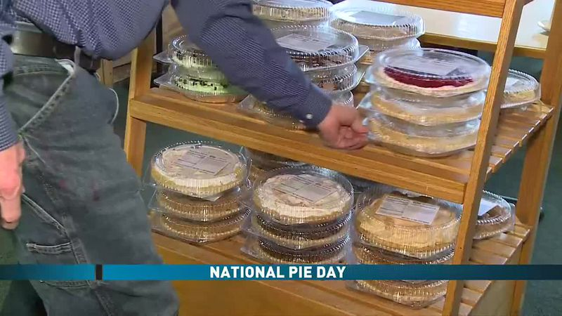 National Pie Day (1/23/21)