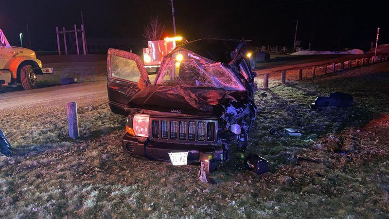 Vernon County crash