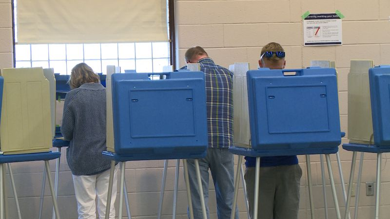 Wisconsin Attorney General Josh Kaul provided an update on election security within the state...