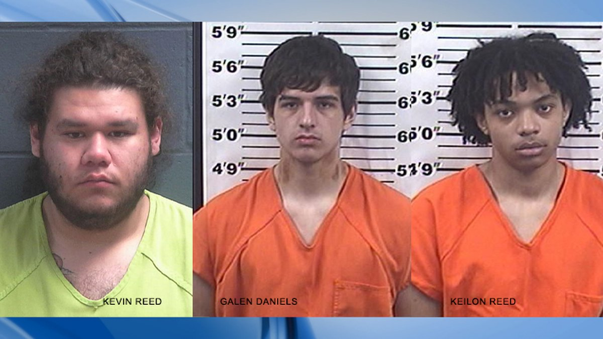 3 arrested in Forest County home invasion