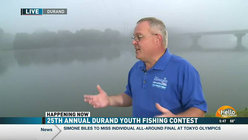 25th Annual Durand Youth Fishing Contest (7/28/21) Part 2