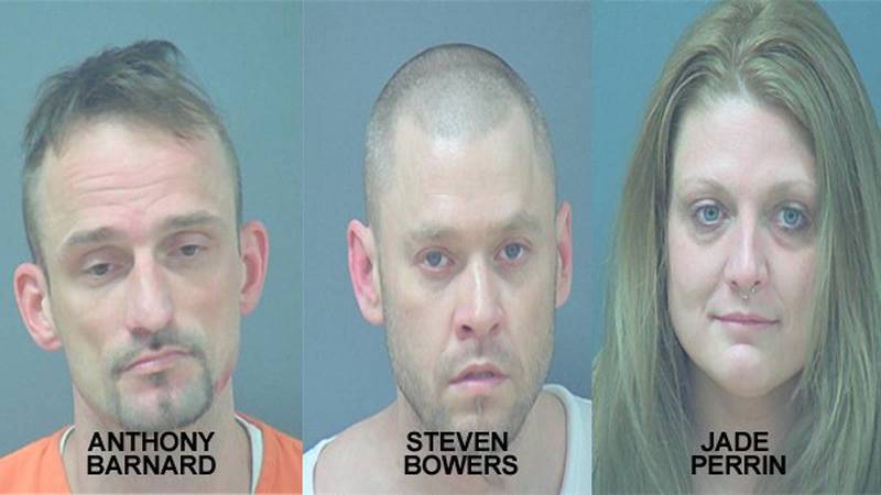 Drug-related arrests in Chippewa Falls