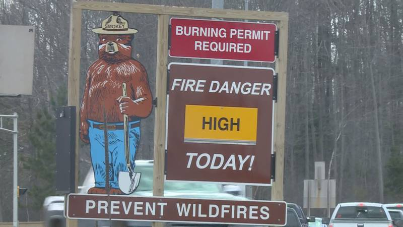 The Wisconsin Department of Natural Resources is urging those looking to burn brush in their...