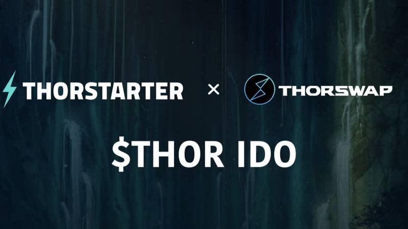 The highly anticipated $THOR IDO is coming to Thorstarter November 1st