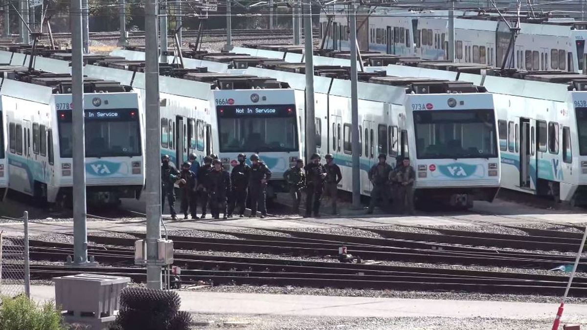 An employee opened fire at a California rail yard, killing eight people before taking his own...