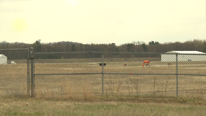 Chippewa Valley Regional Airport wants to remove trees and add fencing.