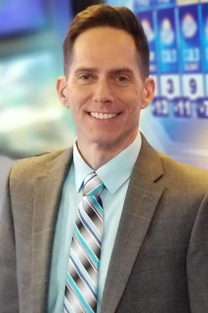 Headshot of Darren  Maier, Chief Meteorologist