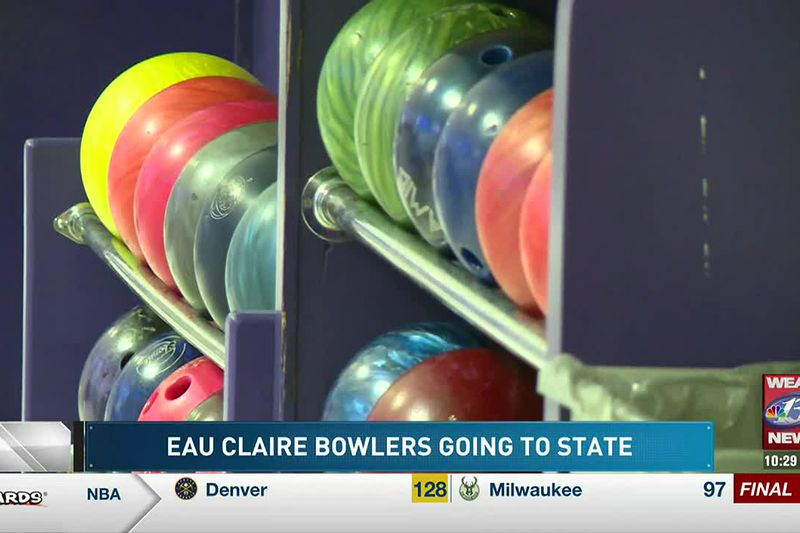 Eau Claire Bowlers Going to State