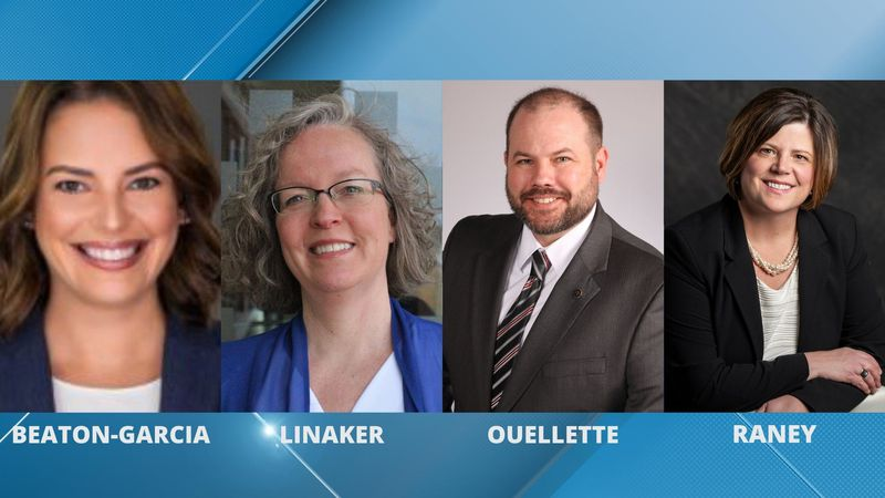 Chippewa Valley Technical College announced its four finalists for president.