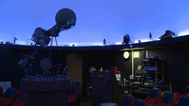 La Crosse Central High School's Planetarium