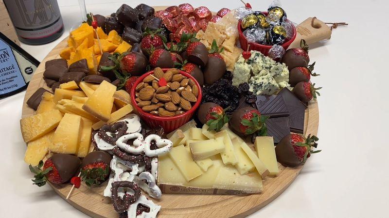 Chocolate and cheese pairings