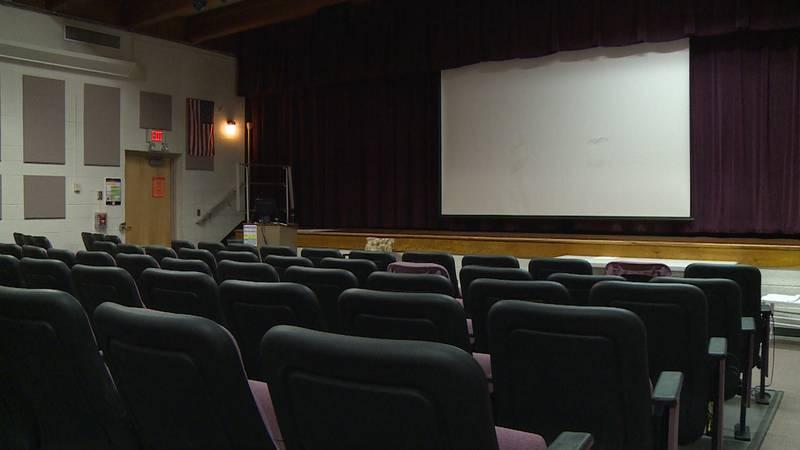 Memorial High School's Little Theater