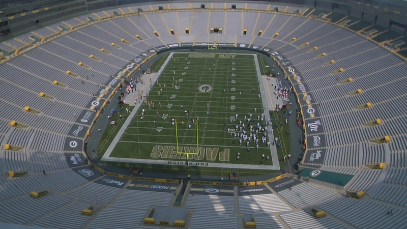 Packers home game