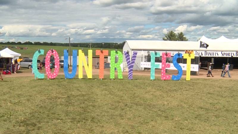 Return of outdoor music festivals provides relief to people's mental health