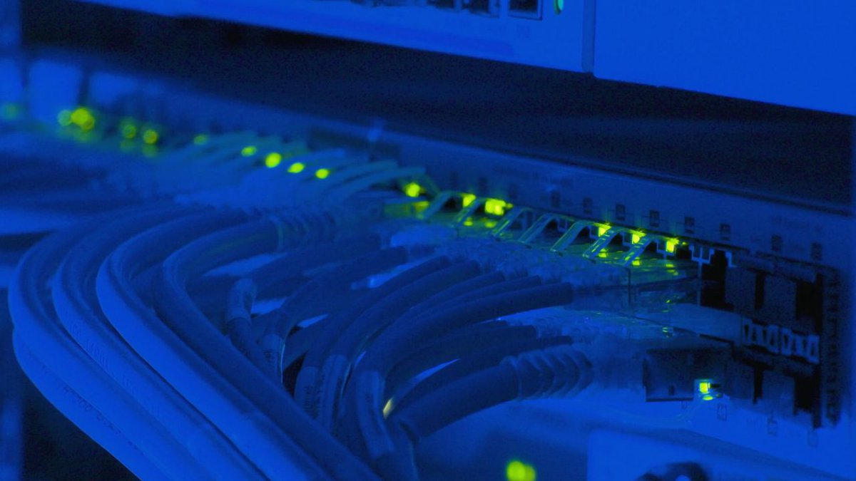 The funds will be used to help install 58 miles of fiber-optic cable to improve high-speed...