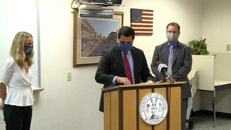 Wisconsin Attorney General Josh Kaul updates the statewide inquiry into clergy and faith leader...
