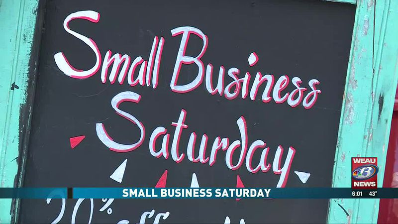 Small Business Saturday (11/28/20)