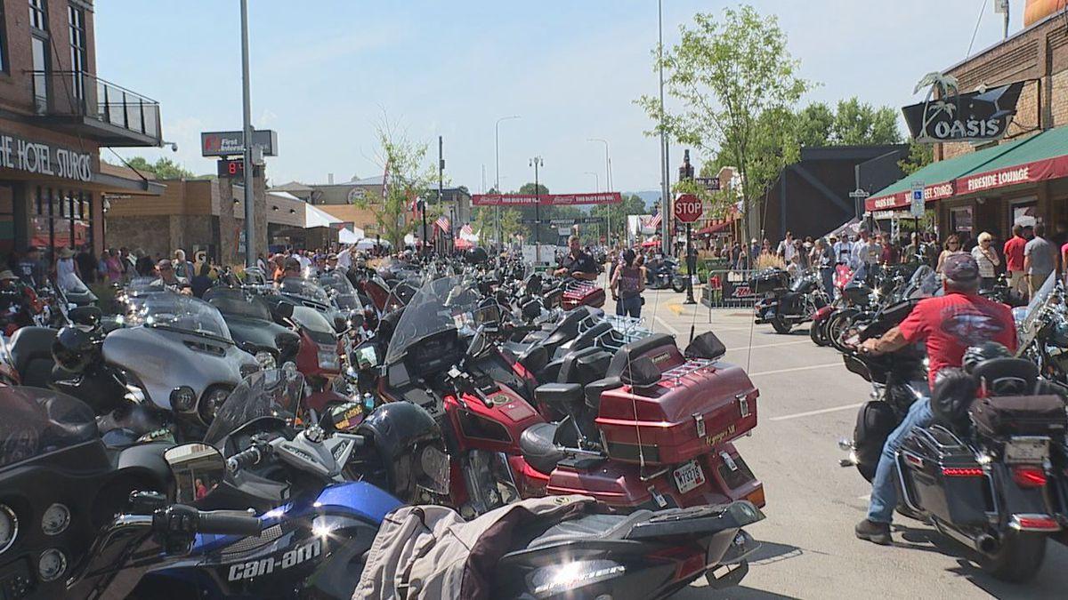2020 Sturgis Motorcycle Rally (file photo)