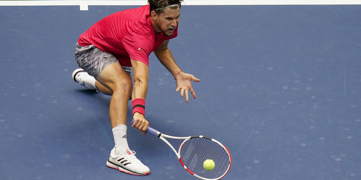 Dominic Thiem st Since To Win US Open After Ceding st Sets